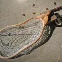 Smallfish custom hand-crafted flyfishing net