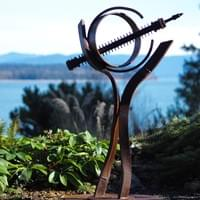 "LARGE |  ""Cloud Buster"" 