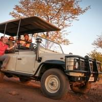 Game drive at Mosi oa Tunya National Park