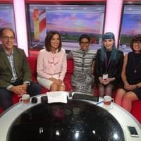 BBC Breakfast interview
