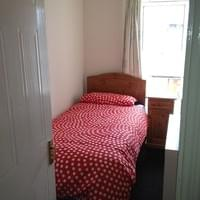 Example of standard accommodation @ Student Residence