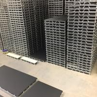 Massive inventory of platforms