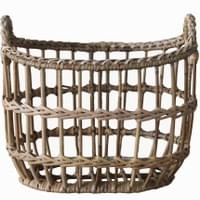 BAHAMA KITCHEN BASKET (SET OF 2)