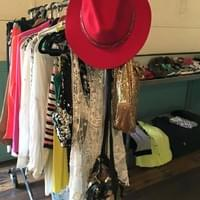 Bangalow fashion market