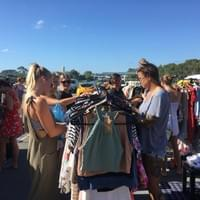 gold coast fashion market