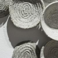 (Detail) Re-position, concrete and graphite