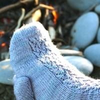 Rangitata Sock Pattern