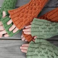 Innes Mitts Pattern