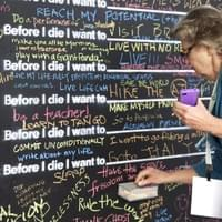 The 'Before I Die' Wall