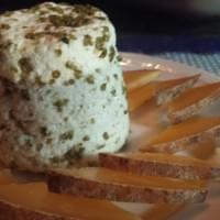 Our homemade chevre