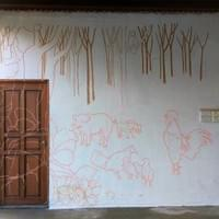 Ubin Living Lab Mural