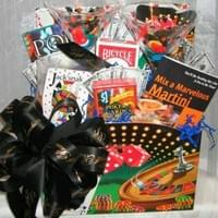 Casino Night Basket