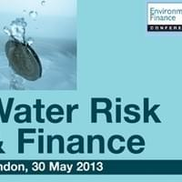 Water Risk & Finance