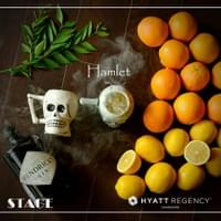 Hamlet, Stage Bar, Hyatt Chandigarh