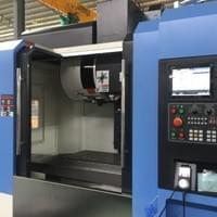 affordable vertical machining center