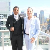 With Seattle Seahawks DeShawn Shead