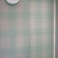A view of our security shutters