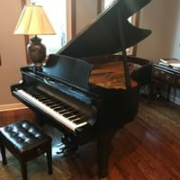 Jonathan Cambry's Acoustic Grand Piano