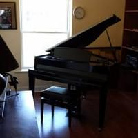 Jonathan's Electric Grand Piano