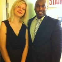 With concert pianist, Valentina Lisitsa