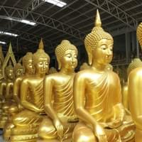 Bangkok Buddha warehouses