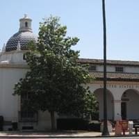 Redlands CA Post Office