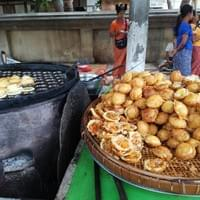mandalay street food