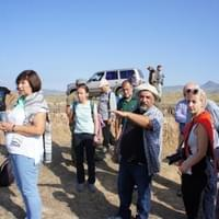 The SEQS Group during the Fieldtrip in Armenia