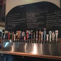 City Pizza Craft Beer Selections