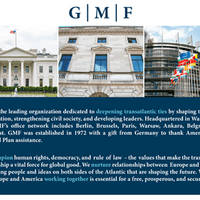 GMF institutional brochure