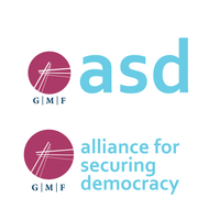 Logo for GMF's Alliance for Securing Democracy
