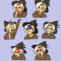 Asher Expression Sheet