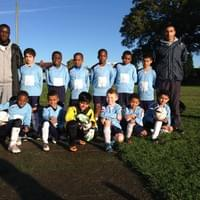 Edgbaston Orthodontics Proud Sponsors of Aspire FC under 10's