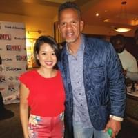 Hall of Famer & NFL Super Bowl Champ - Andre Reed, Buffalo Bills