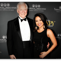 Kathy David is with Former Client, Mentor, and Friend, Brian Tracy.