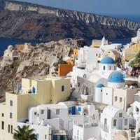 Travel Photography: Oia, Santorini