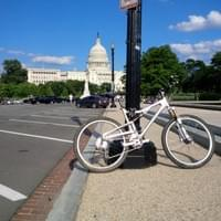 Riding in Washington