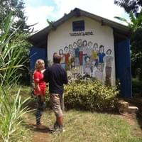 Building Toilets in Ghana, Kenya, Tanzania and Thailand