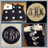Embroidery I Monogramming I Logo Digitizing I Owl Be Stitchin' Embroidery