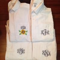 Embroidery I Monogramming I Logo Digitizing I Owl Be Stitchin' Embroidery I Bixby, OK