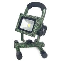 The first generation of LED rechargeable flood light.