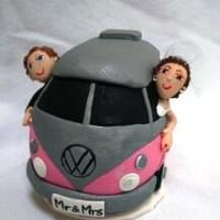 Mr and Mrs Camper van