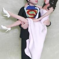 Carry me superman