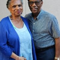 Harold Turner, NAMI Urban LA's Director of Programs, and his wife & NAMI volunteer, Winnie.