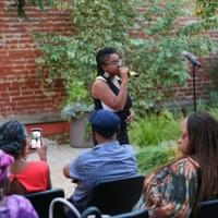 "Singer/Songwriter, Marguerite Alexis, performing  her song ""Road To Recovery"" from her newly debuted EP ""I AM."""