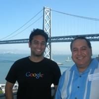 We had a great time at Google SF!