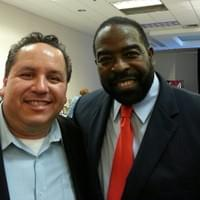 With Les Brown at Unleashed Biz