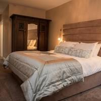 Luxury and comfort superking bedrooms with bathroom