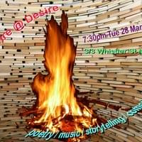 2017 March Bonfire Open Mic night