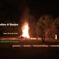 2017 July Bonfire Open Mic night